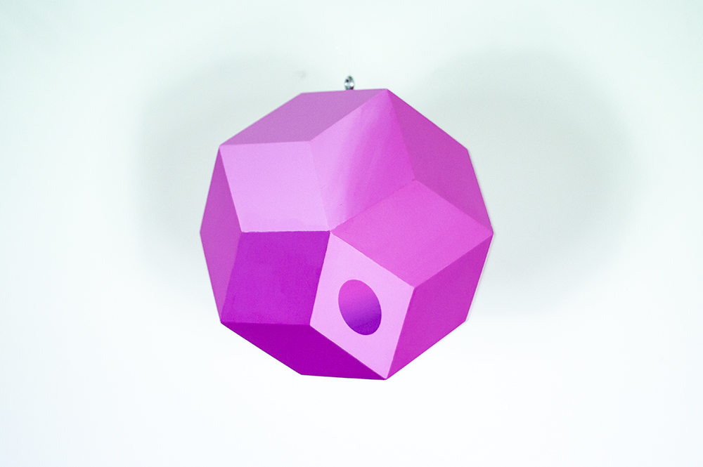 Poly-polyhedron