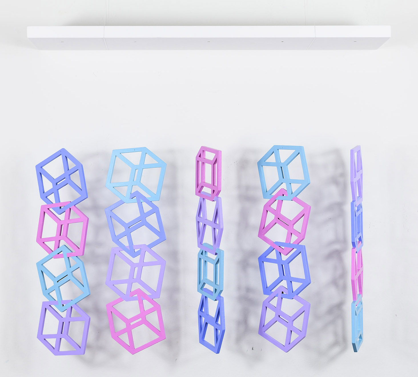 Nested cubes